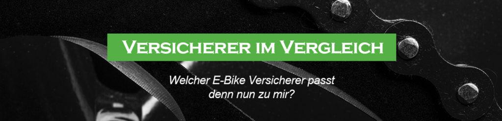 E-Bike Versicherung im Vergleich