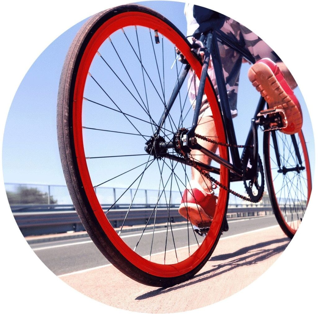 Fahrradklausel